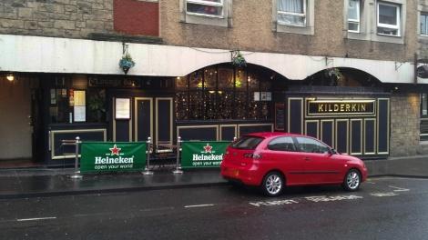 The Kilderkin, Canongate, Edinburgh (exterior)
