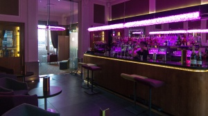 The Place, York Place, Edinburgh (interior, bar)